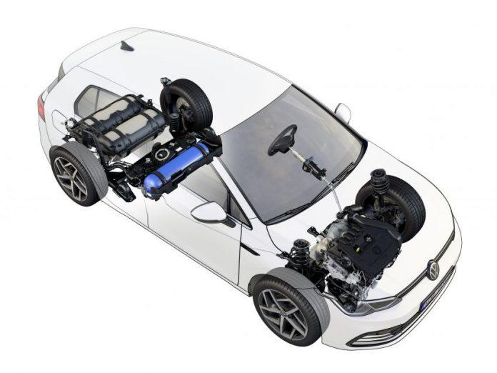 Nuova Volkswagen Golf 8 2021, arriva la versione a Metano TGI