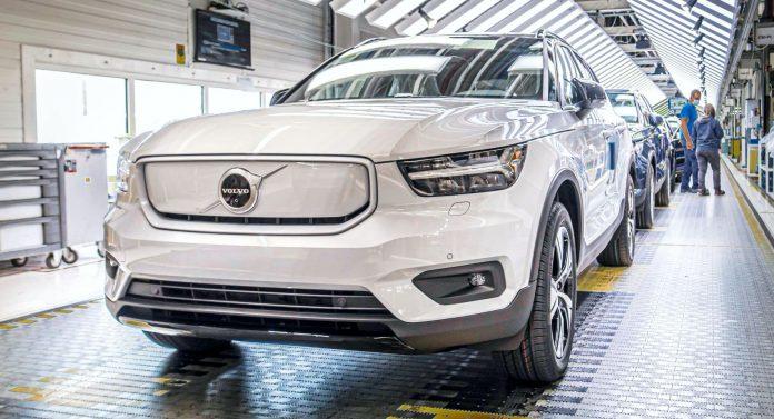 Volvo vende i suoi crediti per le Emissioni di CO2