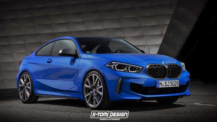 Nuova BMW Serie 2 Coupé 2021, Anticipazioni e Rendering