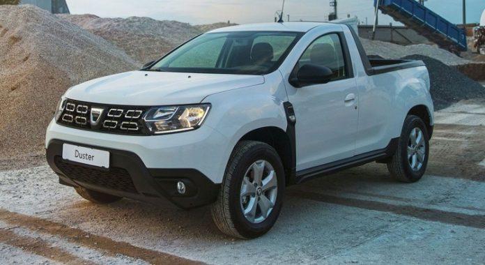 Nuova Dacia Duster Pickup 2021, Dati tecnici e caratteristiche