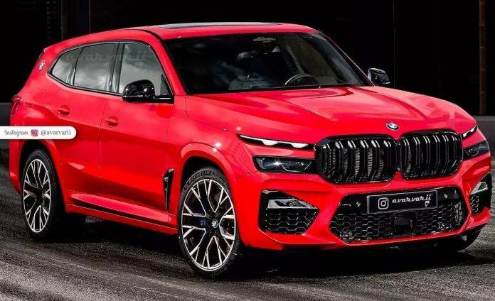 Nuova BMW X8 2021, Anticipazioni e nuovo Rendering