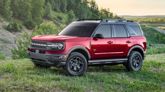 Nuovo Ford Bronco Sport 2021, via alla Produzione in Messico