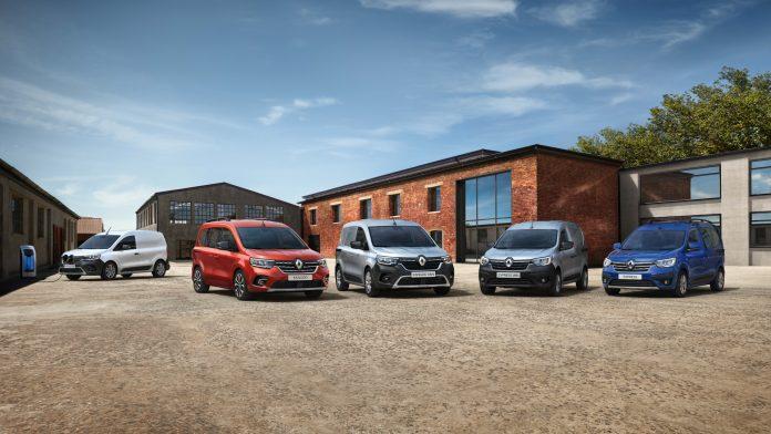 Nuova Renault Kangoo 2021, i Dati Tecnici è anche elettrica