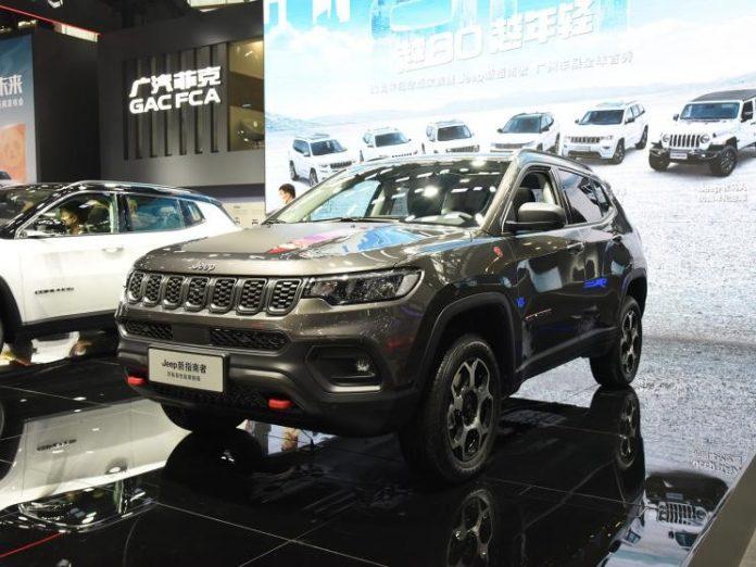 Nuova Jeep Compass 2021, Dati tecnici e foto del Restyling