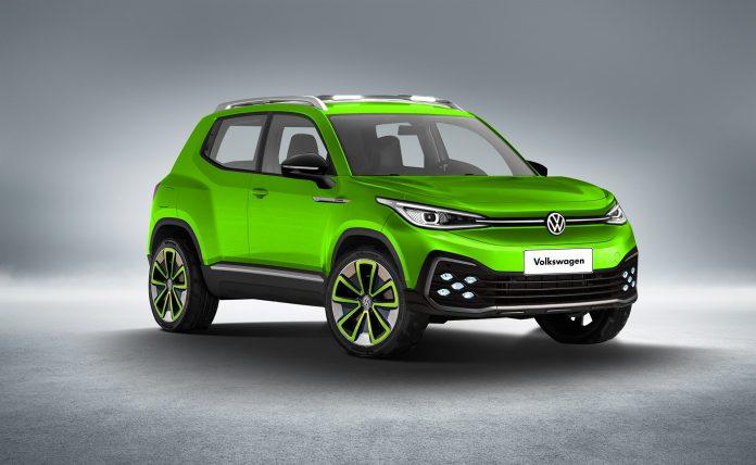 Nuova Volkswagen ID.1 2022, il Rendering dell'Elettrica Low Cost