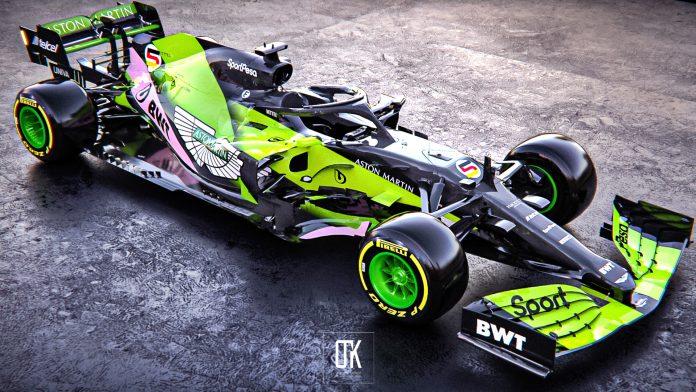 Aton Martin Formula 1: ecco come cambia la Racing Point