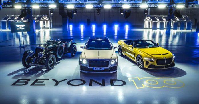 Bentley passa all'Elettrico entro il 2030, primo modello a batteria nel 2025