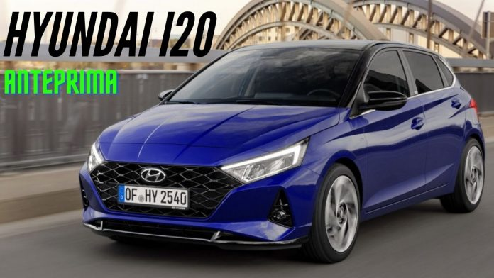 Nuova Hyundai i20 2021, Design e Dati tecnici [VIDEO]