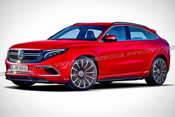 Nuova Mercedes-Benz Classe R 2022, Anticipazioni e Rendering del SUV elettrico
