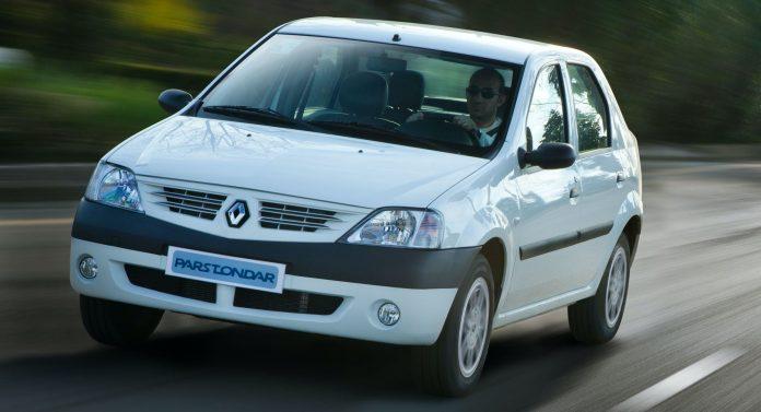 Dacia Logan I Serie rinasce in Iran con il marchio Saipa