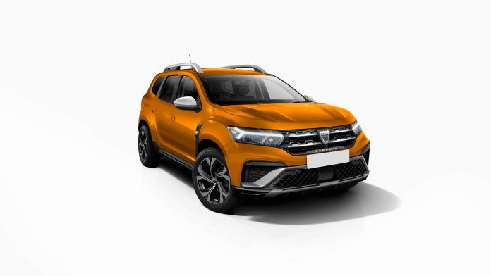 Nuova Dacia Duster 2021, il Restyling in Anteprima Rendering