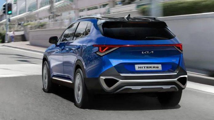 Nuova Kia Sportage 2021, il Rendering in Anteprima Esclusiva
