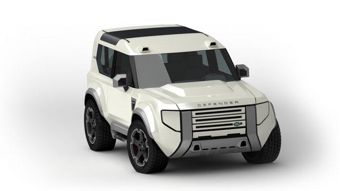 Nuova Land Rover Defender 2021, i dettagli sulla Mini