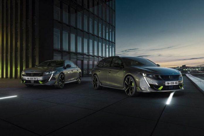 Nuova Peugeot 508 PSE 2021, Dati Tecnici in Anteprima
