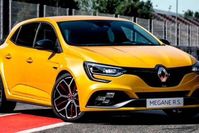 Renault Megane RS, nel 2023 addio al modello