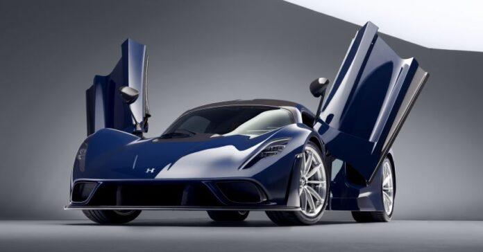 Nuova Hennessy Venom F5 2022, il V8 da 1.817 CV supera Bugatti