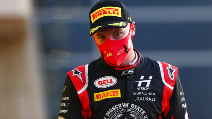 Haas: Nikita Mazepin nei guai per un Video