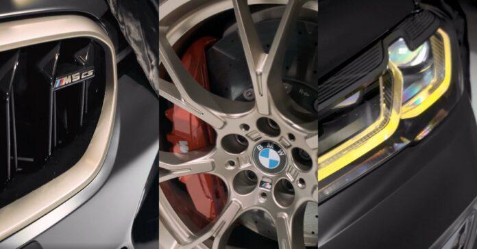 BMW M5 CS 2022, Dati Tecnici e Anteprima
