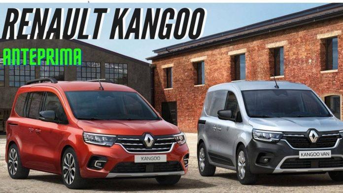 Nuova Renault Kangoo 2021, Dati tecnici e Info [VIDEO]