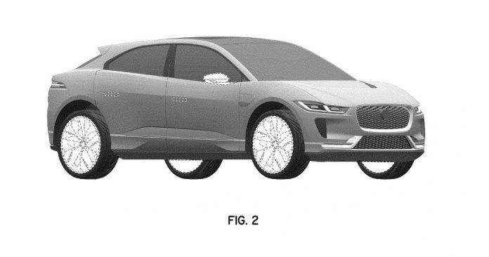 Nuova Jaguar I-Pace 2022, il Restyling senza Veli