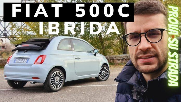 Fiat 500C Mild Hybrid 70CV, Video Test Drive