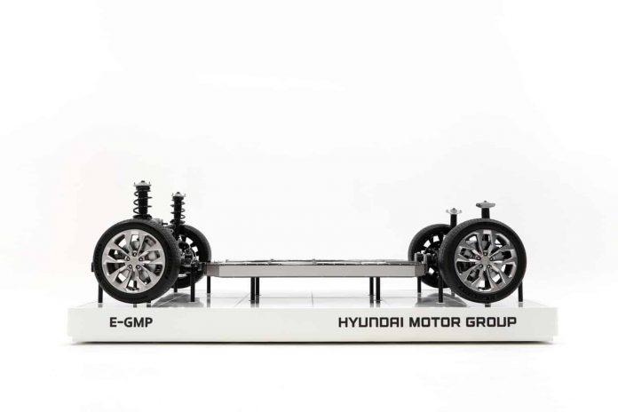 Hyundai: ecco il Pianale modulare per l'Auto Elettrica