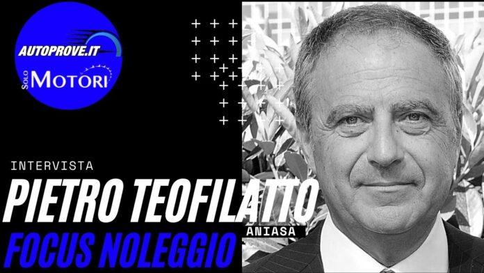 Intervista a Pietro Teofilatto, Direttore area Fisco e Economia ANIASA [VIDEO]