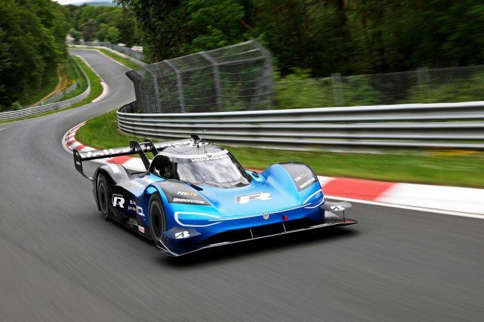 Volkswagen abbandona il Motorsport per le Auto elettriche