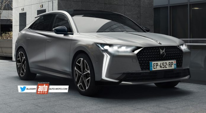 Nuova DS4 Crossback 2022, CROSSOVER ELETTRICO MADE IN GERMANY