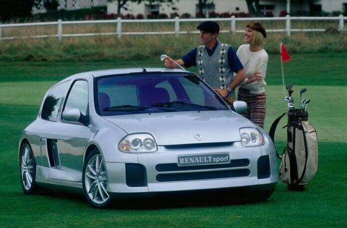 Renault Clio V6 compie 20 Anni: la Storia
