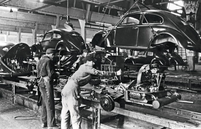 Volkswagen a Wolfsburg, la conversione inglese