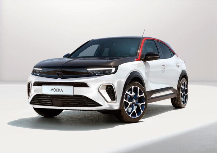 Nuova Opel Mokka OPC 2022, Anticipazioni e Rendering