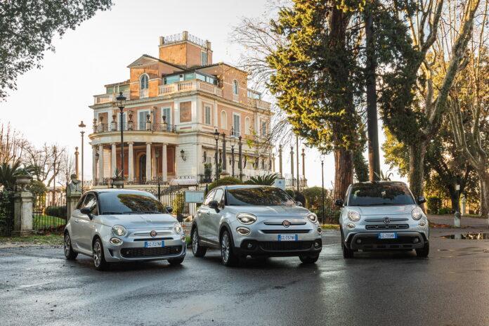 Nuova gamma Fiat 500 2021, Dati tecnici e Versioni