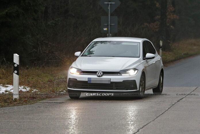 Nuova Volkswagen Polo 2021, le Foto Senza Veli in Anteprima