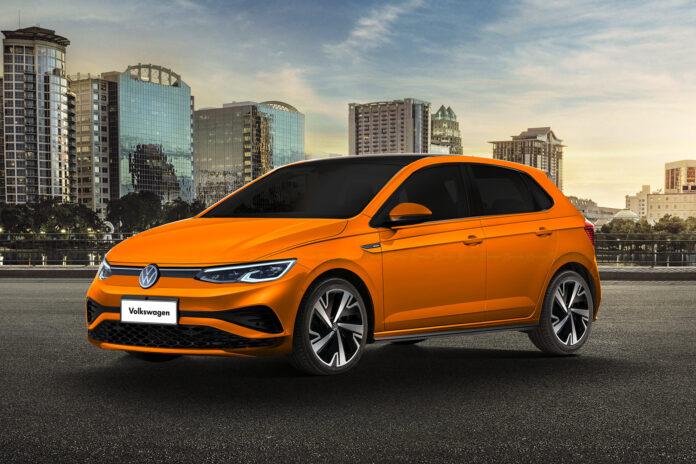 Nuova Volkswagen Polo 2022, Info e Rendering sul Restyling