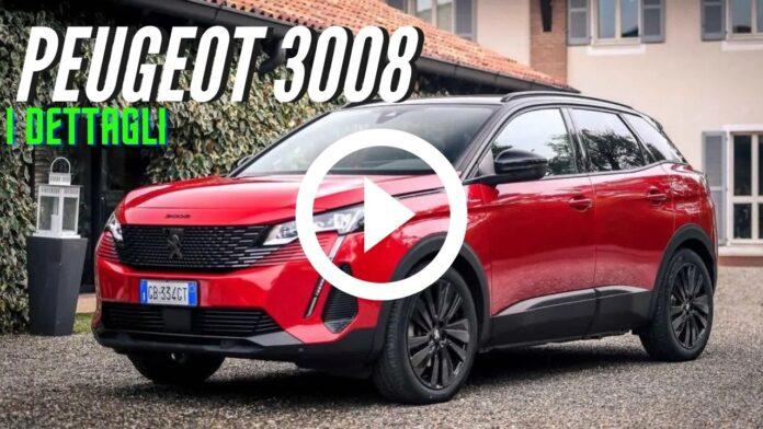 Nuova Peugeot 3008 2021   dati tecnici e RESTYLING [VIDEO]
