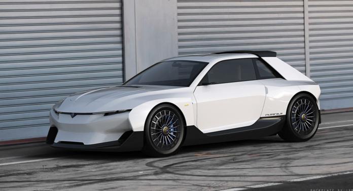 Nuova Lancia Delta 2022, il Rendering che fa sognare