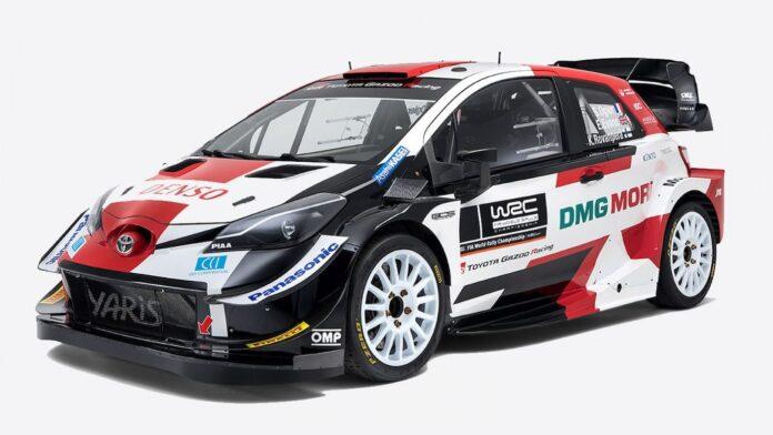 Nuova Toyota Yaris WRC 2021, la compatta regina dei Rally