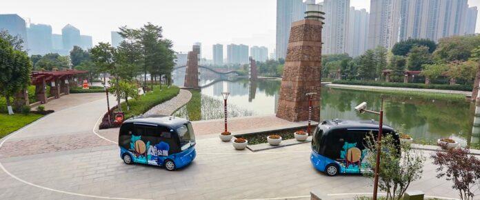 Via e King Long insieme per i Bus 5G a Guida Autonoma