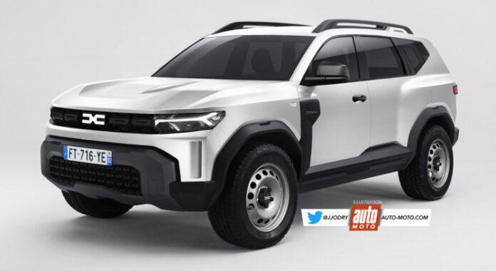 Nuova Dacia Bigster 2022, il SUV 7 posti da 15.000 Euro?
