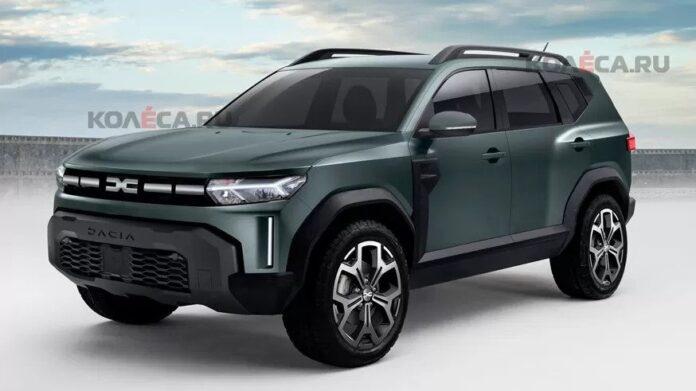 Nuova Dacia Bigster 2023, il futuro della Lodgy in Rendering