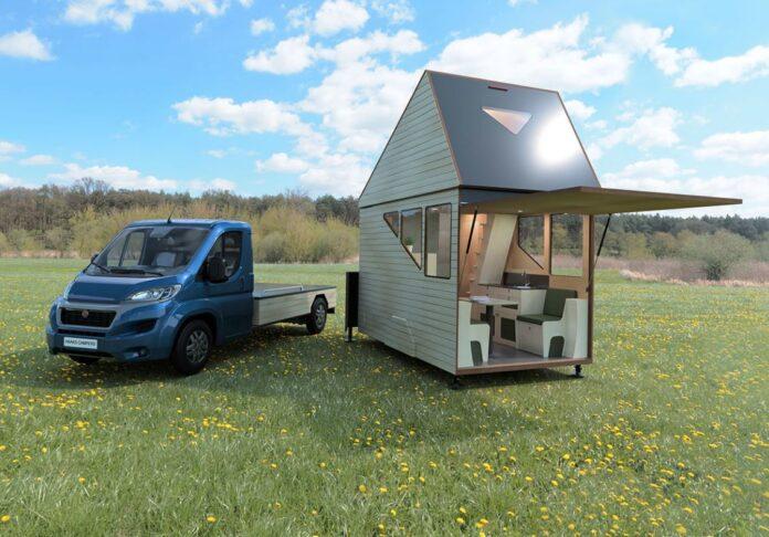 Fiat Ducato da Camper a Casa mobile [VIDEO]