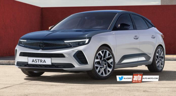Nuova Opel Astra 2022, Dotazioni, Prezzo, Uscita