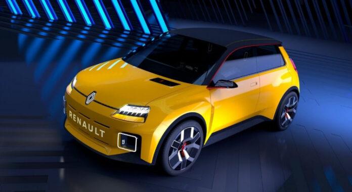 Nuova Renault 5 2023, Elettrica nelle Foto Ufficiali