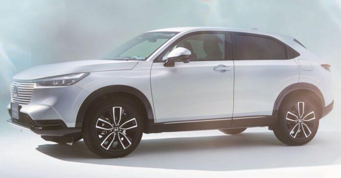 Nuova Honda HR-V 2022, Dati Tecnici, Motori, Uscita