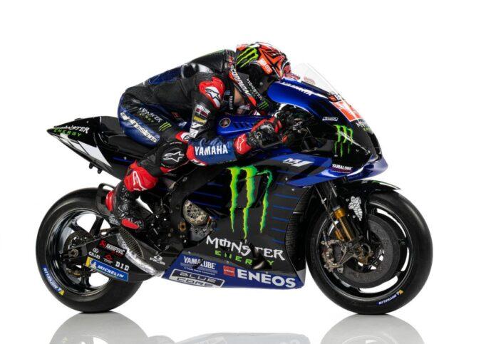 Yamaha presenta la MotoGP 2021, senza Valentino Rossi