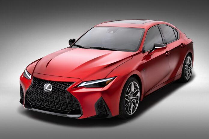 Nuova Lexus IS 500 F 2021, 472 CV di cattiveria giapponese