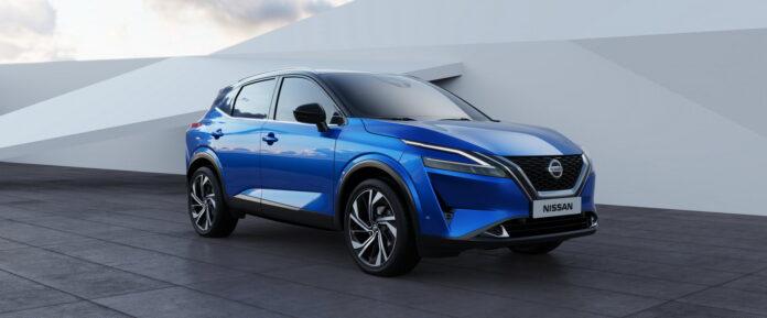 Nuova Nissan Qashqai 2021, Dati tecnici e Anteprima