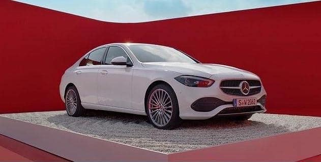 Nuova Mercedes-Benz Classe C 2022, le Foto in Anteprima esclusiva