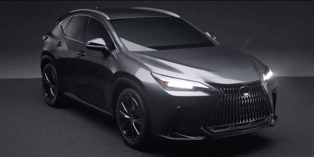 Nuova Lexus NX 2022, il crossover in Anteprima Esclusiva